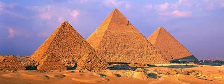 رازهای اهرام مصر, عکس های اهرام مصر