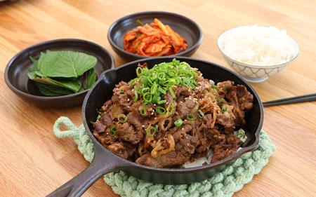 غذاهای سنتی کره ای,خوشمزه ترین غذاهای کره جنوبی,غذاهایی که باید در کره جنوبی امتحان کنید