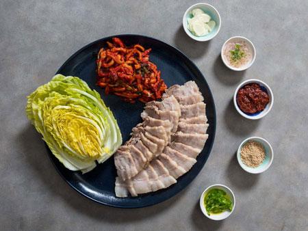 غذاهای سنتی کره ای,خوشمزه ترین غذاهای کره جنوبی,محبوب ترین غذاهای کره ای