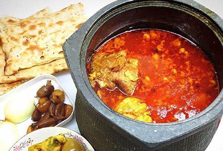 آشنایی با غذاهای سنتی مشهد, غذاهای مشهد