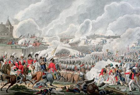 نبرد واترلو, مشهورترین نبرد ناپلئون, عکس هایی از نبرد واترلو