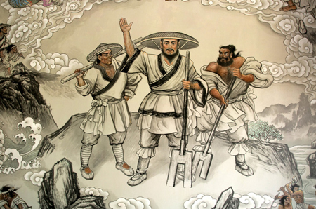 امپراتور چین, مقبره امپراتور چین