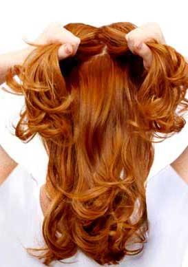آموزش تصویری یک مدل موی جمع زیبا