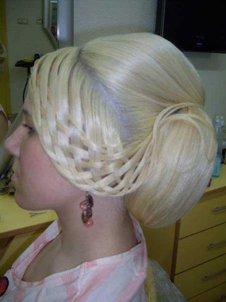 جدیدترین و زیباترین مدل آرایش مو
