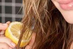 هایلایت  کردن موها, روشن کردن مو