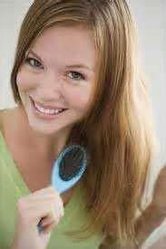 مشکلاتی در مورد مو, نازک شدگی موها, ریزش موها