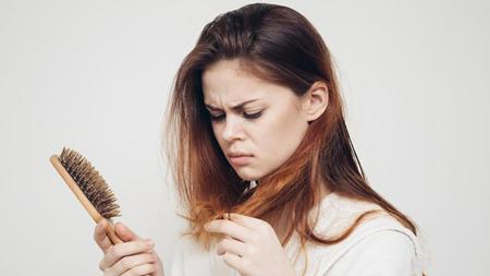 درمان ریزش بیش از حد مو
