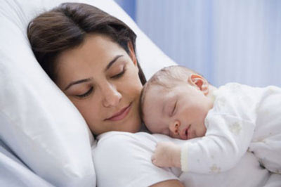 زشت شدن پس از زایمان,بارداري