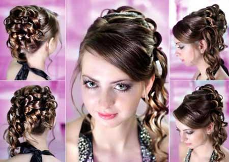 جدیدترین مدل های آرایش موی سر زنانه و دخترانه