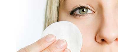 پاک کننده طبیعی آرایش,پاک کردن آرایش