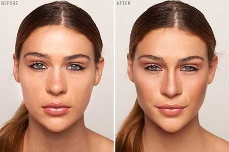 آرایش صورت ,اسرار گریم برای آرایش صورت