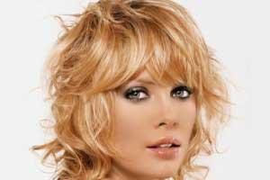 رنگساژ کردن موی بلوند,موهای رنگ شده