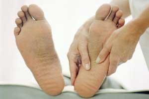 ترک کف پا را جدی بگیرید