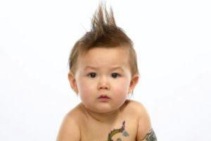 پزشكي: علت ریزش موی بچه ها