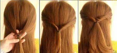 مدل مو,آموزش خودآرایی,