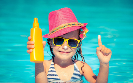 بهترین ضدافتاب برای استفاده در تابستان