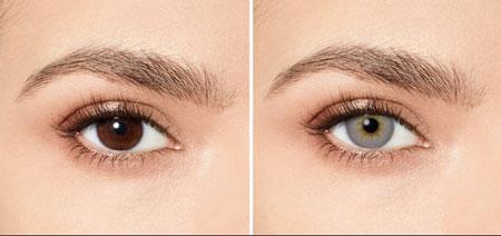 زیباتر کردن چشم,چشمهای، زیبا و جذاب