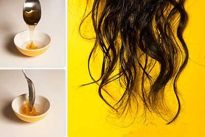 تقویت موها ,تقویت موها با روغن نارگیل