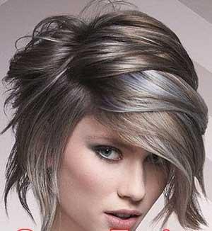 جدیدترین مدل مو و رنگ موی زنانه سال2015