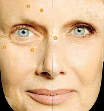 بهداشت و زيبايي: لوازم آرایشی ضد خستگی و بیخوابی