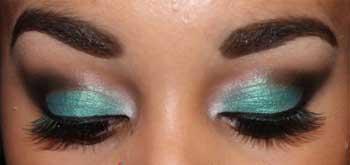 آرایش چشم,مدل های آرایش چشم