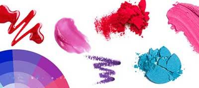 چگونه از رنگ ها در آرایش استفاده کنیم ؟!