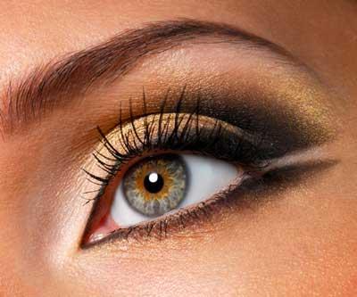 نکاتی در مورد آرایش چشم در منزل