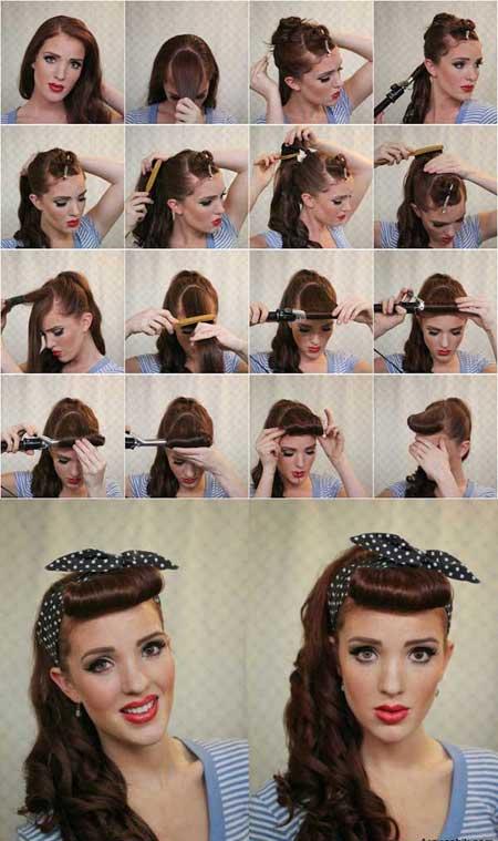 مدل عروس جدید ملکه ای گالری تصاویر آموزش مدل مو های متفاوت