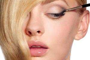 آرایش چشم,مدلهای آرایش چشم ,خط چشم