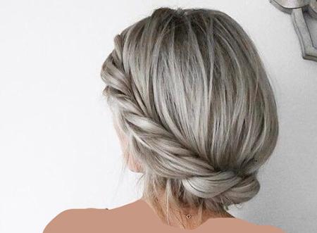 مدل آرایش مو زیبای تابستانی برای خانم ها