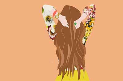 هایلایت های زیبا,هایلایت های زیبا و طبیعی,رنگ مو