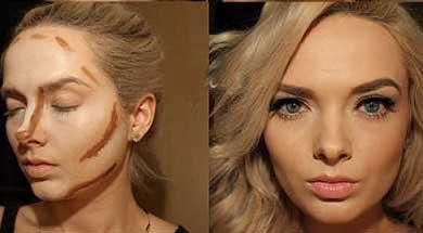 آرایش صورت,تکنیک های آرایشی,آبرسانی  پوست