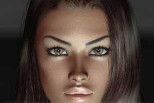 آرایش برنز ه, آرایش روشن, نکته اولیه آرایشی(http://www.oojal.rzb.ir/post/1199)