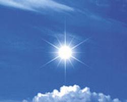 تاثیر عجیب و باور نکردنی نور خورشید بر پوست!
