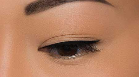 خط چشم,کشیدن خط چشم,خط چشم خاص