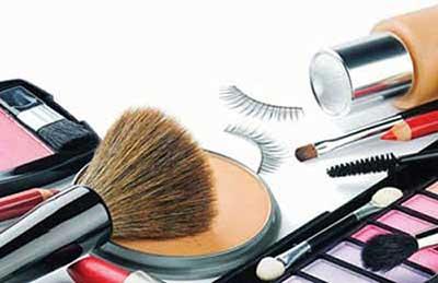 لوازم آرایش,مصرف لوازم آرایش ,خرید لوازم آرایشی