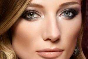 اگر شما چشمان ریز و یا پلک افتاده ای دارید، اینگونه آرایش کنید