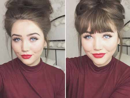 لوازم آرایش,آرایش ثابت و یکنواخت,تغییر در چهره