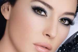 آرایش چشم برای چشم های ریز