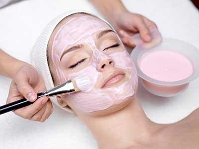 آرایش کردن، چهره طبیعی، لایه برداری