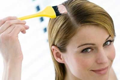 عوارض رنگ کردن موها