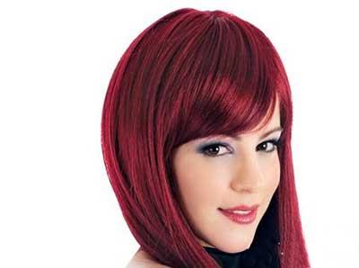 ماسک موی طبیعی زرد چوبه و زعفران و گل میخک برای ماندگاری رنگ موی قرمز یا بلوند