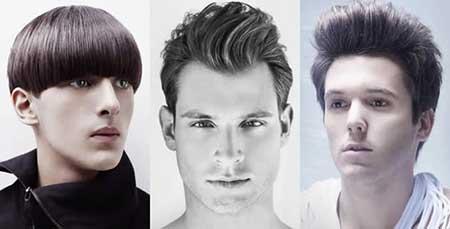 چه مدل مویی برای صورت مردانه کشیده و بیضی و گرد و مربع انتخاب کنیم