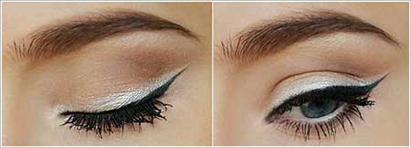 نمونه های متفاوت و زیبای آرایش چشم
