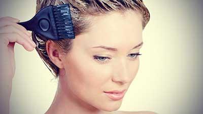 چگونه رنگ مو را از روی پوست پاک کنیم؟