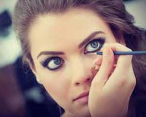 آرایش چشم مخصوص شب