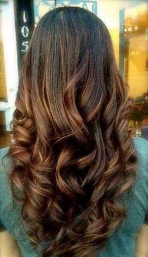 مدل موهای باز 95