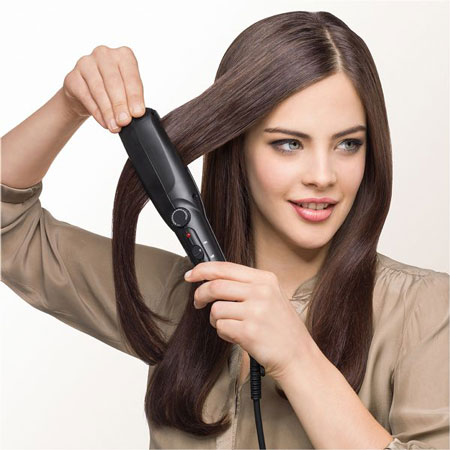 با اتوی مو، به آسانی موهای تان را فر کنید