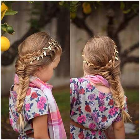 مدل موهای ساده و زیبا مخصوص دختران