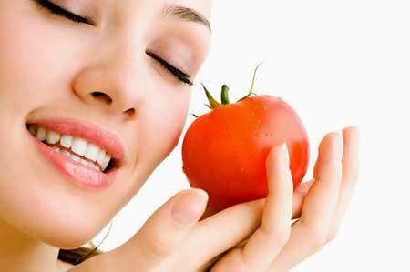 Image result for ماسک گوجه فرنگی